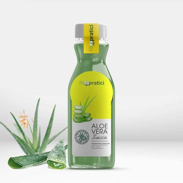 Aloe-Vera-Succo